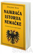 Najkraća istorija Nemačke - Džejms Hoz