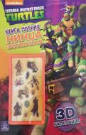Nindža kornjače - Knjiga moćnih nindža zanimacija