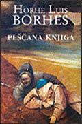 Peščana knjiga - Horhe Luis Borhes