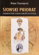 Sionski priorat - Bojan Timotijević
