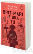 Brit-Mari je bila tu - Fredrik Bakman