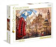 VINTAGE LONDON Clementoni