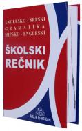 Englesko - srpski i srpsko - engleski rečnik sa gramatikom