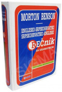 Englesko - srpskohrvatski, srpskohrvatsko - engleski rečnik - Morton Benson