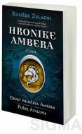Hronike Ambera - I tom: Devet prinčeva AmberaPuške Avalona - Rodžer Zelazni