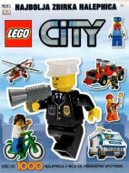 LEGO CITY - Džo Kejsi