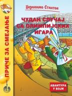 Čudan slučaj sa olimpijskih igara - Džeronimo Stilton