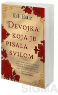 Devojka koja je pisala svilom - Keli Estiz