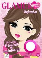 Princeza: priručnik za šminkanje - Glamur stil bojanka