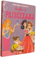 Velika knjiga sa slagalicama - Bajke o princezama