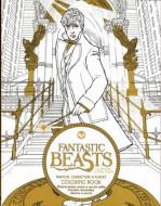 Fantastične zveri i gde ih naći - Bojanka magičnih likova i mesta