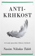 Knjiga  Antikrhkost - Nasim Nikolas Taleb