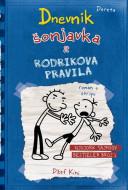 Dnevnik šonjavka 2 - Rodrikova pravila - Džef Kini