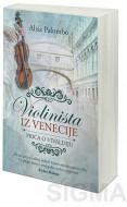 Violinista iz Venecije - Alisa Palombo