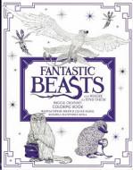 Fantastične zveri i gde ih naći - Bojanka magičnih bića