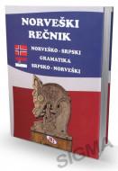 Norveško - srpski i srpsko - norveški rečnik sa gramatikom