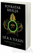 Povratak kralja - Dž.R.R.Tolkin- mek povez