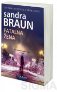 Fatalna žena - Sandra Braun
