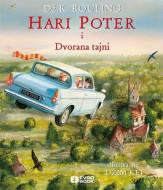 Hari Poter i dvorana tajni - Ilustrovano - Dž. K. Rouling