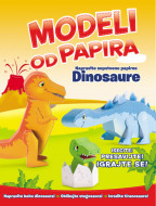 Modeli od papira - Dinosauri