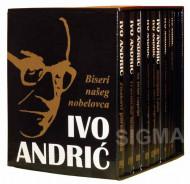 Komplet Ivo Andrić 1-10 - Biseri našeg nobelovca