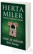 Lisac je oduvek bio lovac - Herta Miler