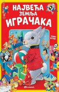 Najveća zemlja igračaka - Toni Wolf