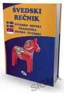 Švedsko - srpski i srpsko - švedski rečnik sa gramatikom