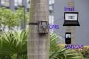 FOTKLOPKA - bezbednosna kamera za nadzor
