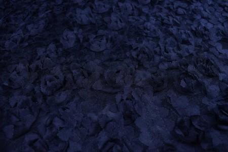 3d Cvet crni