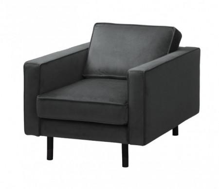 Fotelja od mebl stofa Amsterdam Grey