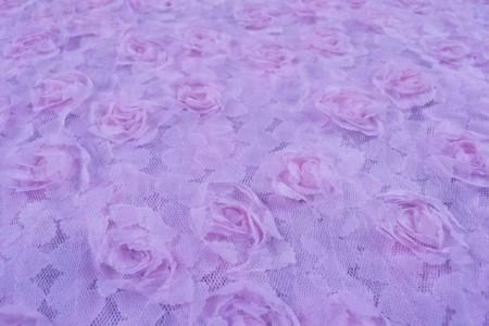 3d Cvet roze