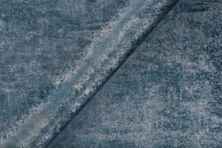 Plavi mebl štof