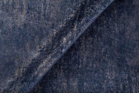 Tamno plavi mebl stof