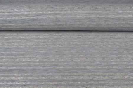 Prugasti svetlo sivi mebl stof
