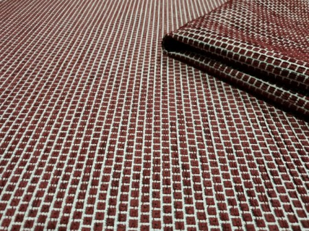 Mebl stof bordo jednobojni