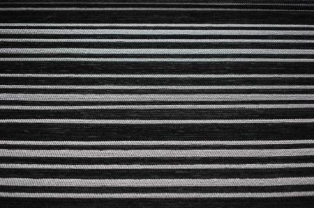 Prugasti crno sivi mebl stof