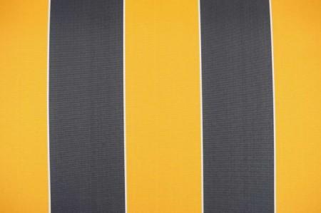 Tenda platno žuto sivo