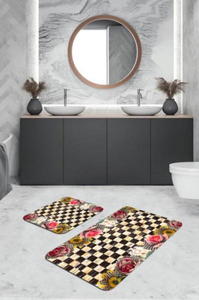 Moderna podna prostirka za kupatilo