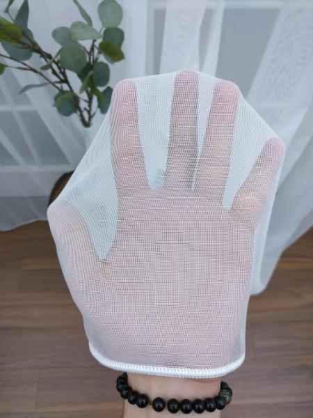 zavesa lagana bela