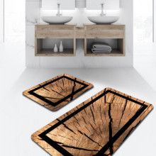 Set podnih prostirki za kupatilo col.15