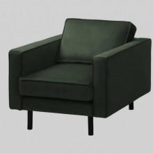 Fotelja od mebl štofa Amsterdam