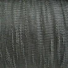 Zavesa končana tamno siva