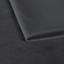 Mebl štof Pliš Luxory col.10 Dark Grey