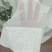 zavesa bela od markizeta