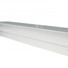 PVC-E Garnišna sa maskom bela 2,5m