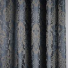 Klasicna tirkiz draperija