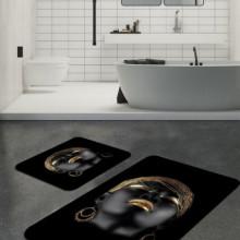 Set podnih prostirki za kupatilo col.1