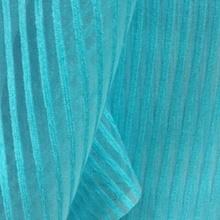Zavesa Pinela turquoise