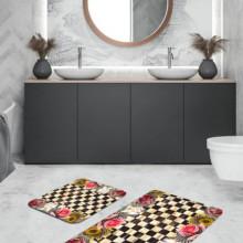 Set podnih prostirki za kupatilo col.13